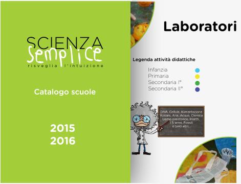 Catalogo Scienza Semplice
